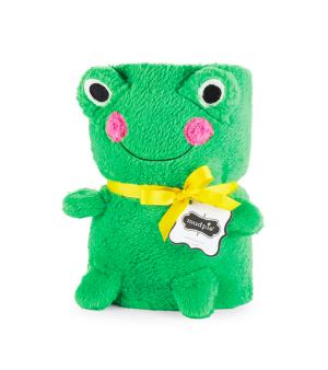 【FOR M&B】Mud Pie ブランケット FROG BLANKET