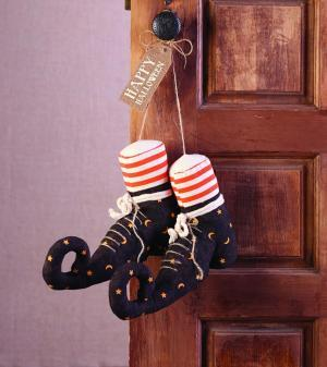 【FINALSALE】マッドパイ WITCH SHOES DOOR HANGER