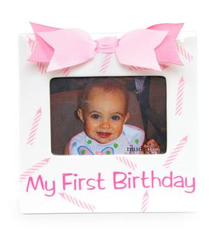 【FOR M&B】Mud Pie FIRST BIRTHDAY FRAME
